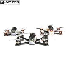Mais novo t-motor TM-3419 hd edição 3 Polegada 4S fpv corrida rc zangão pnp runcam split mini 2 tx200 f4 osd fpv quadcopter multicopter