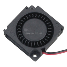 2 Pieces Gdstime 5v 3010 Blower Fan 30mm * 10mm Brushless Motor Turbine Cooling