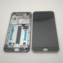 Display Für Meizu MX4 Pro LCD Display Touchscreen Digitizer Montage Für Meizu MX4 Pro Display Ersatz Reparatur Teile + werkzeuge