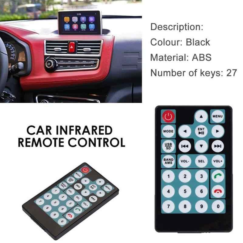 Auto MP5 Intelligente 27 Knoppen Afstandsbediening Schakelaar Eenvoudige Handig Kopiëren Auto Afstandsbediening Auto Accessoires