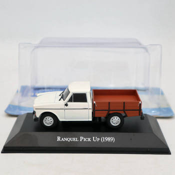 1:43 IXO Ranquel Pick Up 1989 Diecast Cars Models Toys Collection Gift image