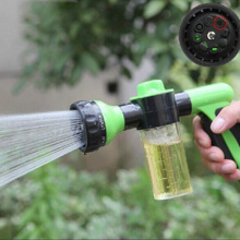 Portable Water Gun Car Washer Jet Garden Sprayers Lance High Pressure Foam Spray Nozzle