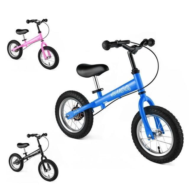 3-6 лет унисекс для детей младшего возраста велосипедов для мальчиков и девочек велосипеды ног Walker педали баланс велосипед новый