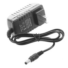 DC 12V 2A AC Adapter Power Supply Transformer for 5050 5630 3528 LED Strip 24W Black