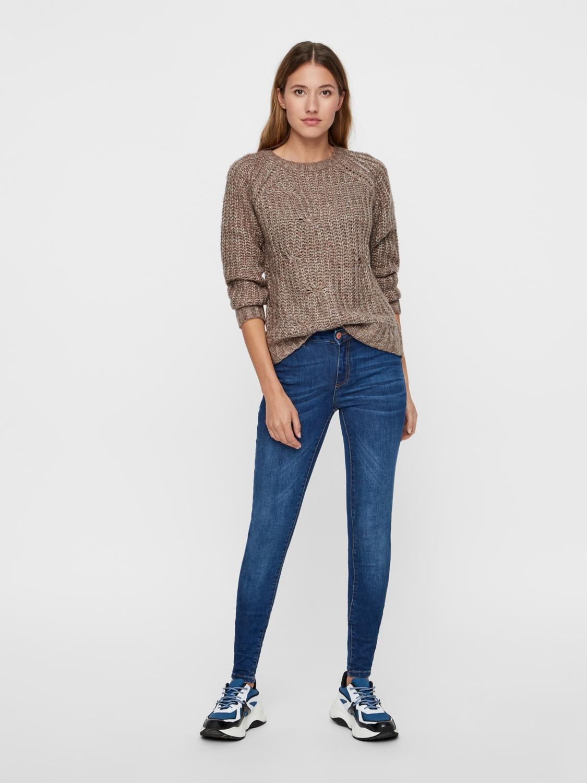 Co83 Denim Stretch Bleu jeans Fem ea2 pl15 Peut Bruyant foncé jeans t0vqFwn1