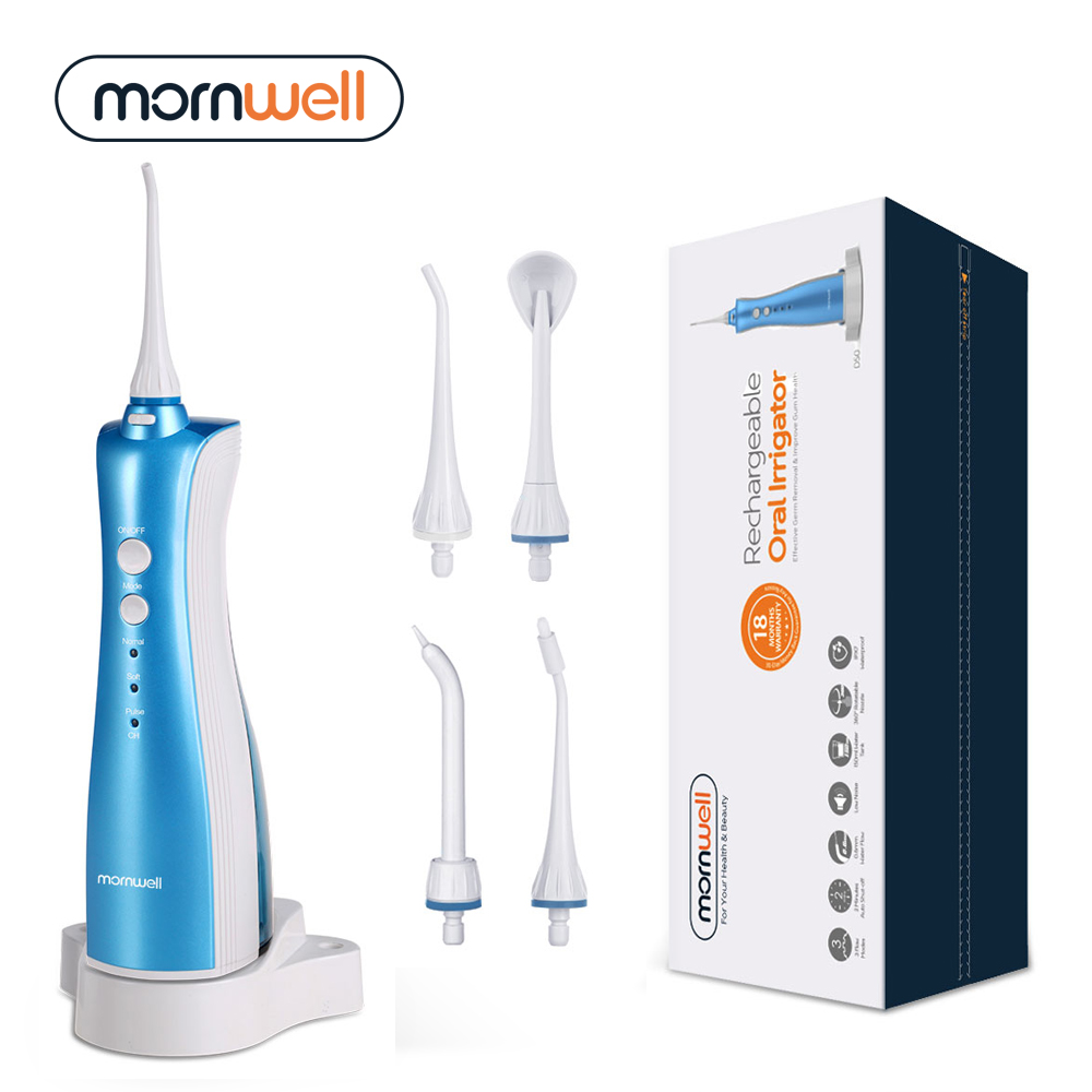 Oral Irrigator rechargeable water flosser teeth clean portable dental water jet inductive charging irrigador dental ExquisiteOral Irrigator rechargeable water flosser teeth clean portable dental water jet inductive charging irrigador dental Exquisite