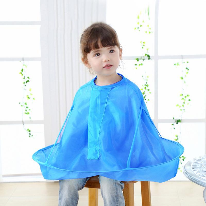Baby Kids Kinderen Haircut Catcher Schort Cape Kapper Kapper Kapsel Paraplu Jaarlijkse Koopjesverkoop