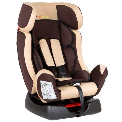 Car Seat Food-Grade Food KS-719 Brown beige, 0-25 kg, with liner монитор в авто far car z003 beige