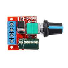 CLAITE DC 5V To DC 35V 5A 90W Mini DC Motor PWM Speed Controller Module Speed Regulator Adjustable Light Module Board NEW(China)