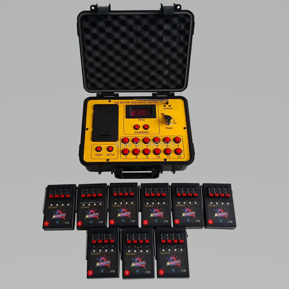 36 Cues Switch New Products Remote Stage DMX Stage Lingt Wedding Gift Fireworks Firing System