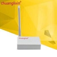 CHUANGLIXIN GPON ONU FTTH 1GE GPON WIFI 1port ONT Single LAN Port OLT 1.25G PPPOE Gpon with wifi 1 piece