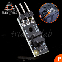 Trianglelab prusa i3 MK3S مستشعر خيوط مستشعر طيف الأشعة تحت الحمراء