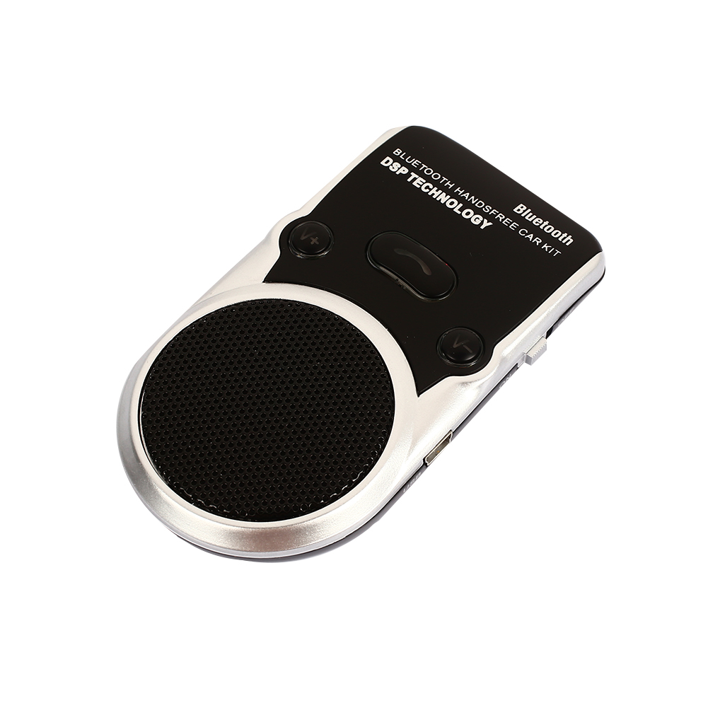 Vehemo козырек от солнца автомобиля Bluetooth Hands-Free Bluetooth Car Kit MP3 Музыка микрофон для Беспроводной передатчик Bluetooth универсальный