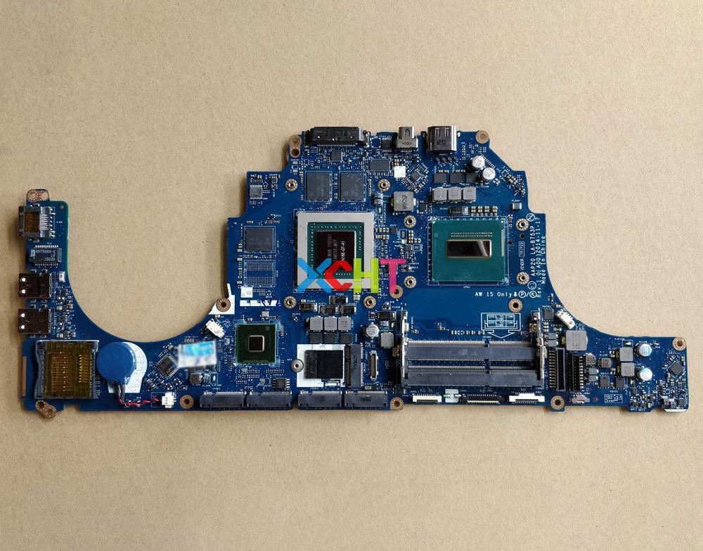 for Dell Alienware 17 R2 K9HJP 0K9HJP CN 0K9HJP i7 4710HQ AAP20 LA B753P N16E GT