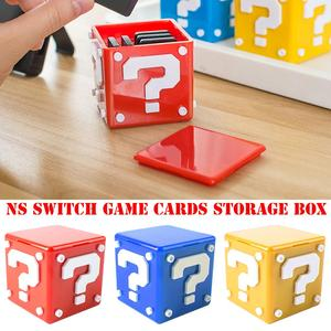 Image 2 - 12 In 1 Portable Game Card Storage Case TF Card Storage Box For DN Nintendo Switch Accommodate 8pcs NS Game Cards And 4 TF Cards