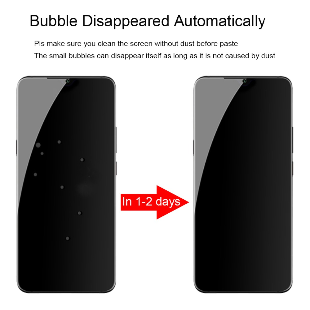 Image 5 - 2PCS mi 9t HD Full Cover Front+Back Soft Hydrogel Film For Xiaomi mi 9t pro redmi k20 pro TPU nano Screen protector Film-in Phone Screen Protectors from Cellphones & Telecommunications on