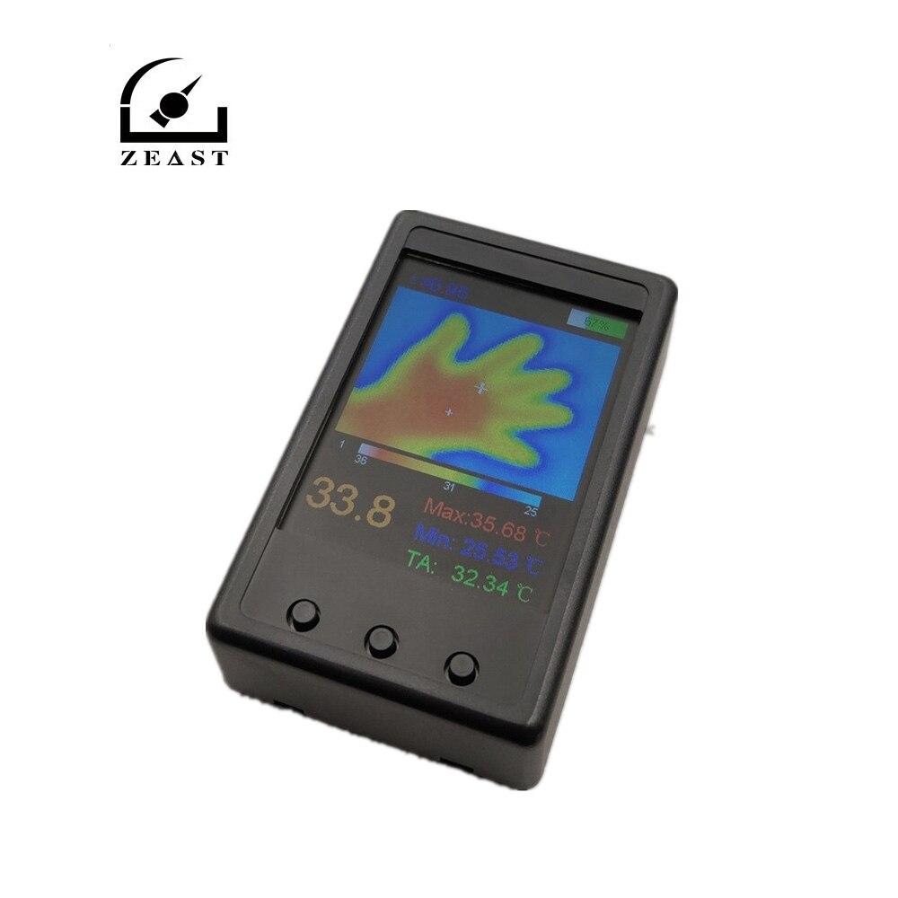 HY 18 MLX90640 Handheld Thermograph Camera Infrared Temperature Sensor Digital Infrared Thermal Imager New