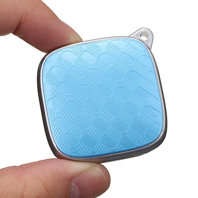 KINCO Smart GPS Tracker Pet Collar Real Time Locator Elderly Kid Anti-lost with Key