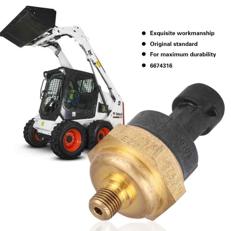 High Quality Oil Pressure Sensor for Bobcat Loader accesorios automovil  6674316 6674315