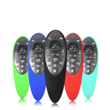 Luminous Silicone Case For LG Smart TV AN-MR500g Remote Control Cover For LG MR500 TV Remote Case For LG OLED TV Magic Remote