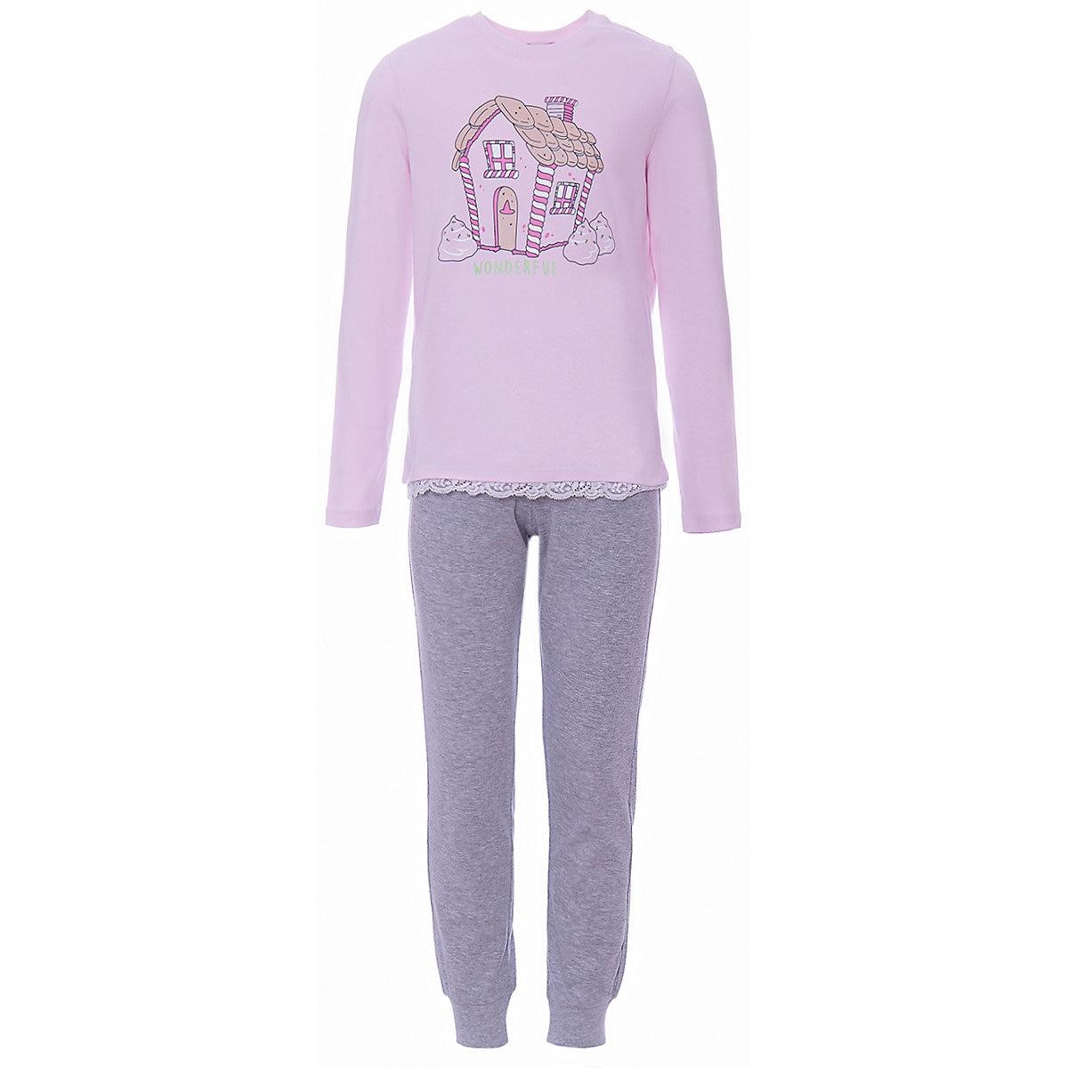 ORIGINAL MARINES Pajama Sets 9502001 Cotton Girls childrens clothing Sleepwear Robe parrot print cami pajama set with robe