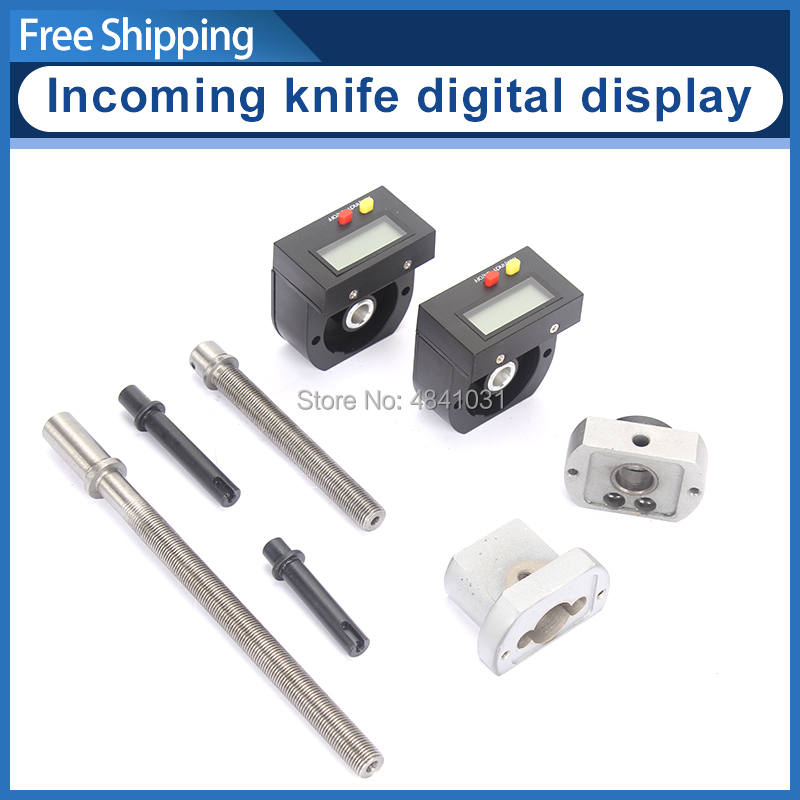 DRCD Kit Incoming knife digital display digitally visible table SIEG S N 10292 C2 SC2 C3