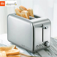 Xiaomi Deerma Toaster Automatic Fast Heating Bread Toaster Scented Stainless Steel Household Breakfast Maker from Xiaomi Youpin