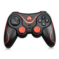 GEN GAME S3 Controller Wireless Bluetooth 3.0 S3 Game Gamepad Joystick Smartphone PK T3 S5 Controller For PC Android