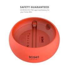 KIWI design Rechargeable Battery Base for Google Home Mini Smart Speaker, 7800mAh Portable Power Charger Protective Holder