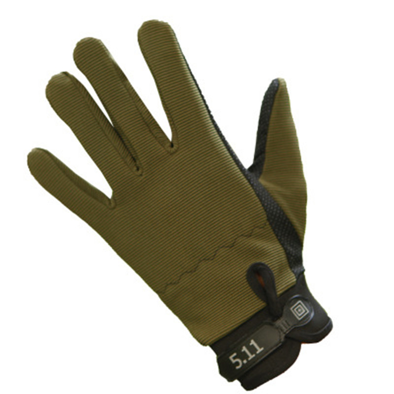 Tactical-Gloves Army Military Outdoor MTB CS Sports Climbing Full-Half-Finger Men's