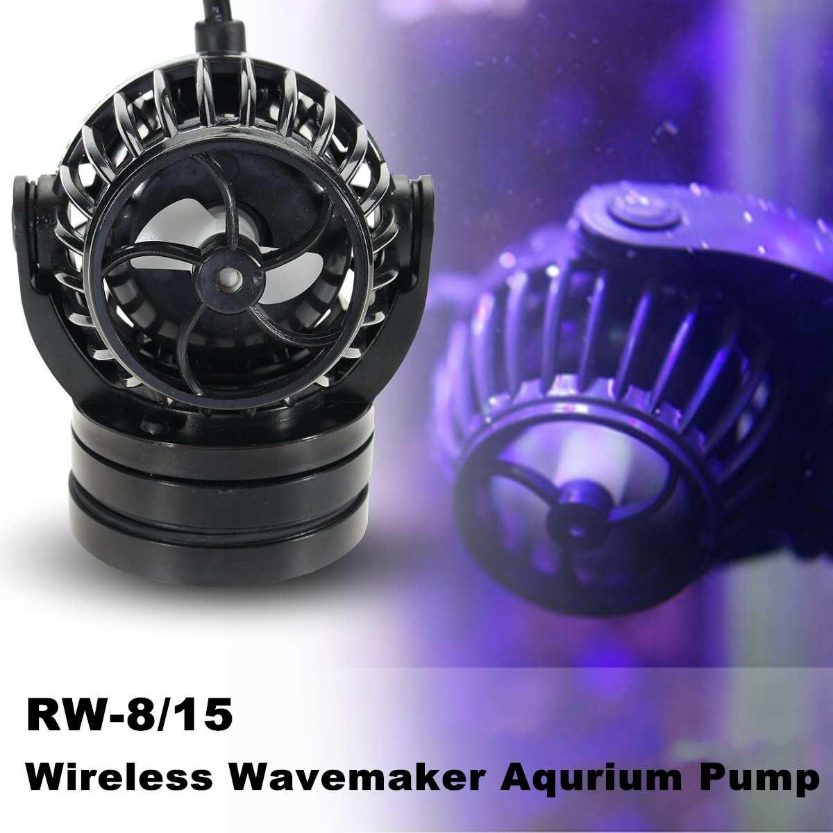 110-240 V RW15/RW8 Programlanabilir Kablosuz Dalga Maker Akvaryum Pompa Dalga Yapma Pompa110-240 V RW15/RW8 Programlanabilir Kablosuz Dalga Maker Akvaryum Pompa Dalga Yapma Pompa