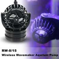110 240V RW15/RW8 Programmable Wireless Wave Maker Aquarium Pump Wave Making Pump