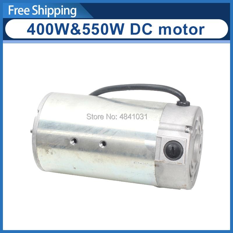 550 w/400 w dc moteur de la brosse 220 v/110 v CJ0618/83ZYT001/83ZYT002/83ZYT007 micro tour moteur