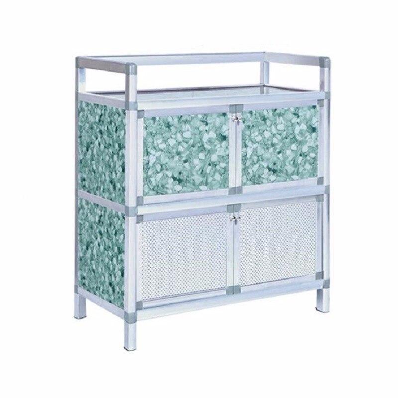 End Mobiliario Console Tables Reclaimed Dolap Kaplama Besteklade Aluminum Alloy Cabinet Mueble Cocina Meuble Buffet Cupboard