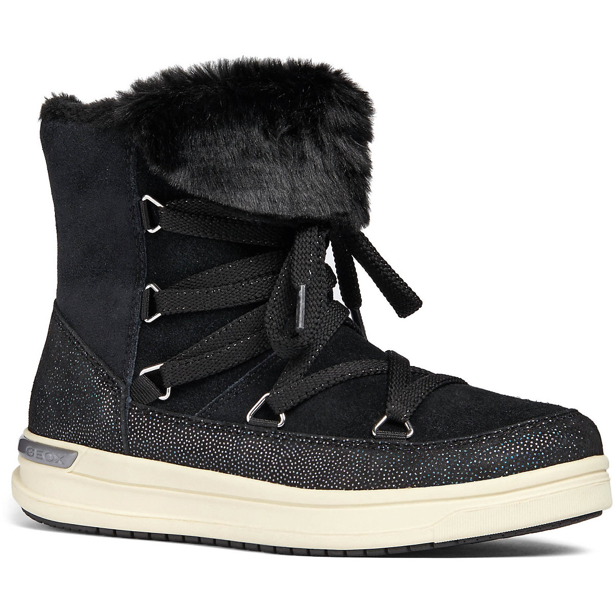 GEOX Boots 8786632 baby shoes For girl faux fur Winter MTpromo geox boots 8786502 baby shoes for boy faux fur winter