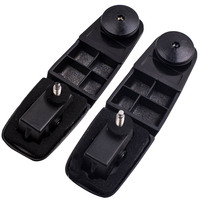Glass Hinge Pair Left Right Side for Ford Escape Mercury Mariner YL8Z78420A68BA YL8Z78420A69BA 924 124 YL8Z 78420A68 BA