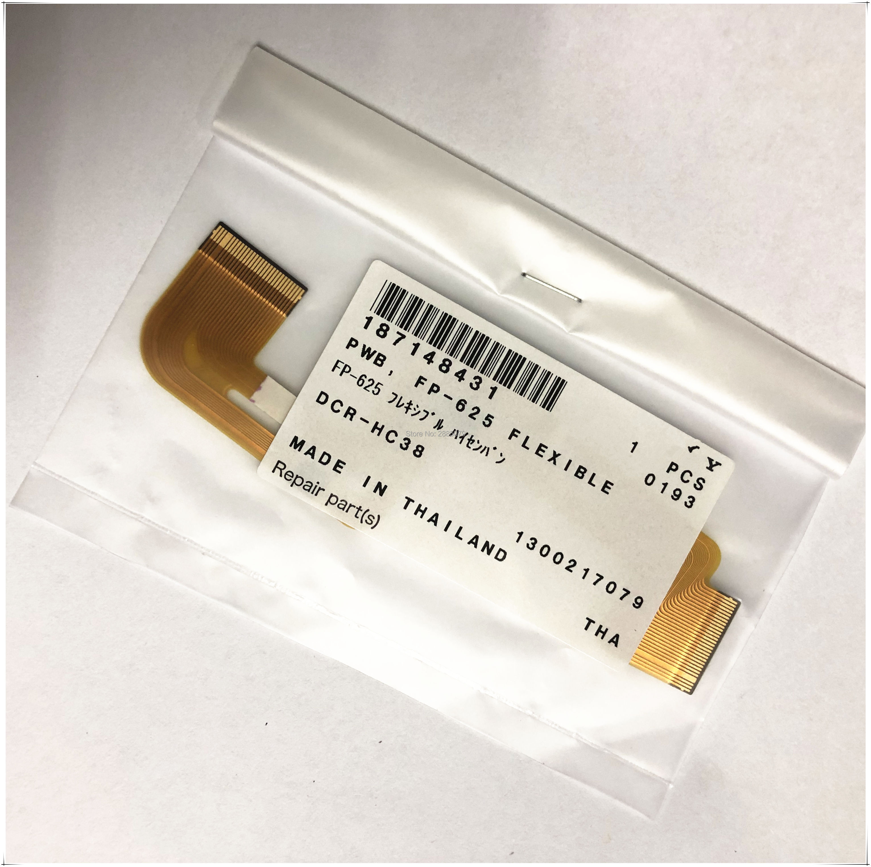 Tüketici Elektroniği'ten Esnek Kamera Kabloları'de Orijinal YENI LCD Flex Kablo SONY HC37 HC38 HC45 HC47 HC48 HC51 HC52 HC53 HC54 HC62 Video Kamera title=