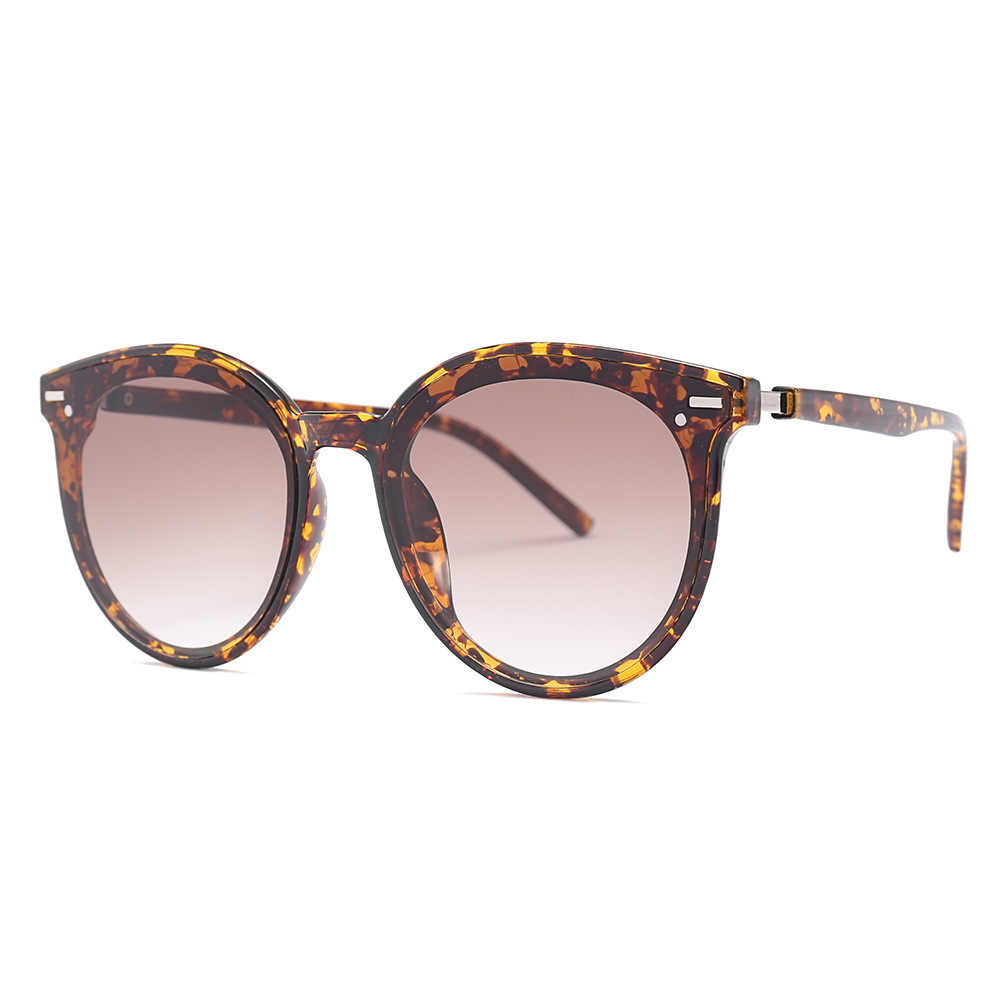 00398e95005c ... LONSY Sunglasses Women 2019 Cool Round Sun Glasses Female Luxury Brand  Design Retro Ladies Sunglass For ...