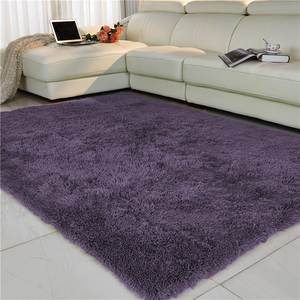 Carpet Modern Gray Antiskid Pink Living-Room/bedroom-Rug Color18 Soft White Purpule 150cm--200cm