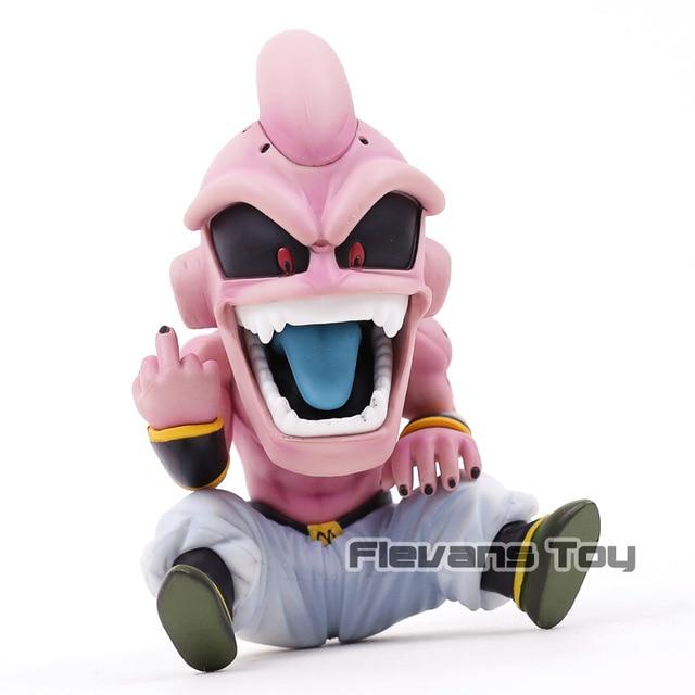 Dragon Ball Z Majin Lâmpada Kid Buu Brinquedos Action Figure Toy Boneca Coleção Estatueta DBZ Modelo GK Presente