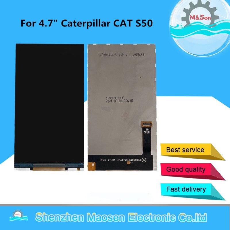 M Sen For 4 7 Caterpillar CAT S50 LCD Screen Display For Caterpillar CAT S50 LCD