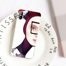 CASEIER Abstract Pattern Phone Case For iPhone 6 6S 7 8 Plus X XS Max XR Cover For iPhone XS Max XR X 5S Art Soft Case Accessory цена и фото