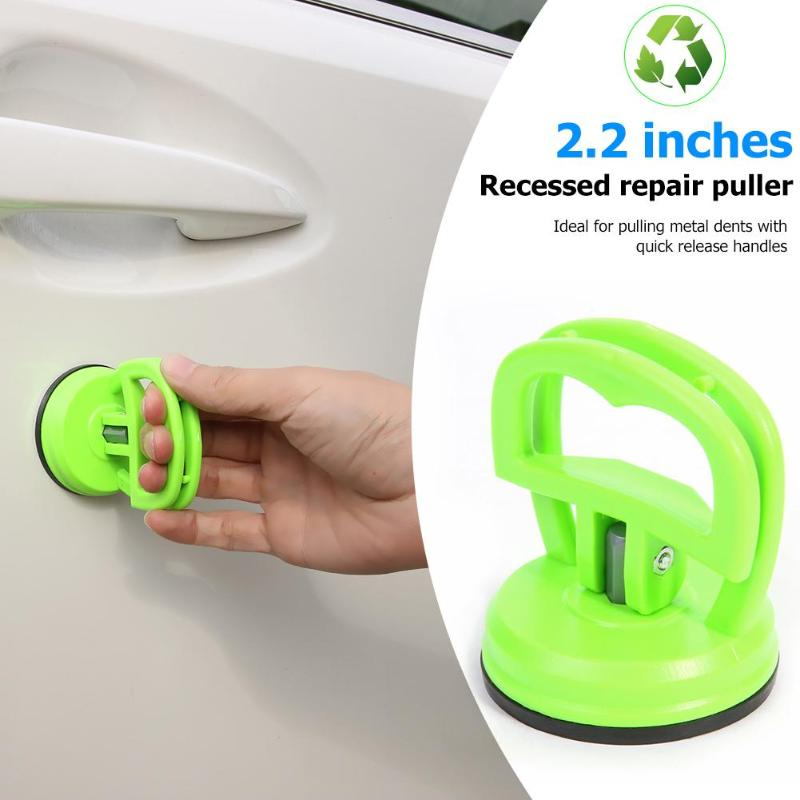 2.2 Inch  Auto Body Dent Puller Bodywork Panel Removal Assistant House Remover Carry Tools Car Suction Cup Pad Glass Lifter New