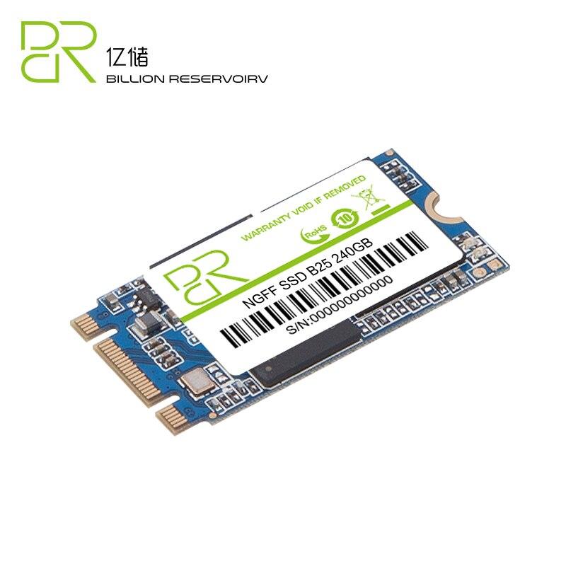 BR m.2 ssd 2242 sata 3 m2 60gb 120gb 128gb 240gb 256gb internal ssd hard drive 120 gb hdd disk for laptop