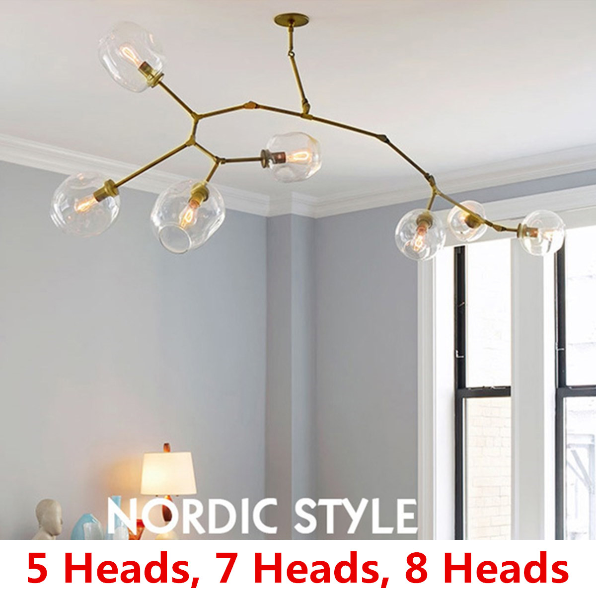 Nordic Industrial Ceiling Light vintage LED ceiling Lamp Modern Glass Lampshade living room restaurant coffee bedroom decorationNordic Industrial Ceiling Light vintage LED ceiling Lamp Modern Glass Lampshade living room restaurant coffee bedroom decoration