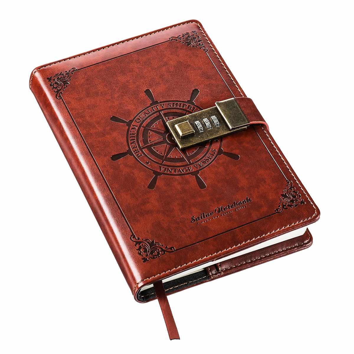 Jianwu Anlage Notebook Kreative Passwort Buch Mit Schloss 2019 Tagebuch Planer Kawaii Weichen Abdeckung Persönlichen Kugel Journal Kawaii Office & School Supplies