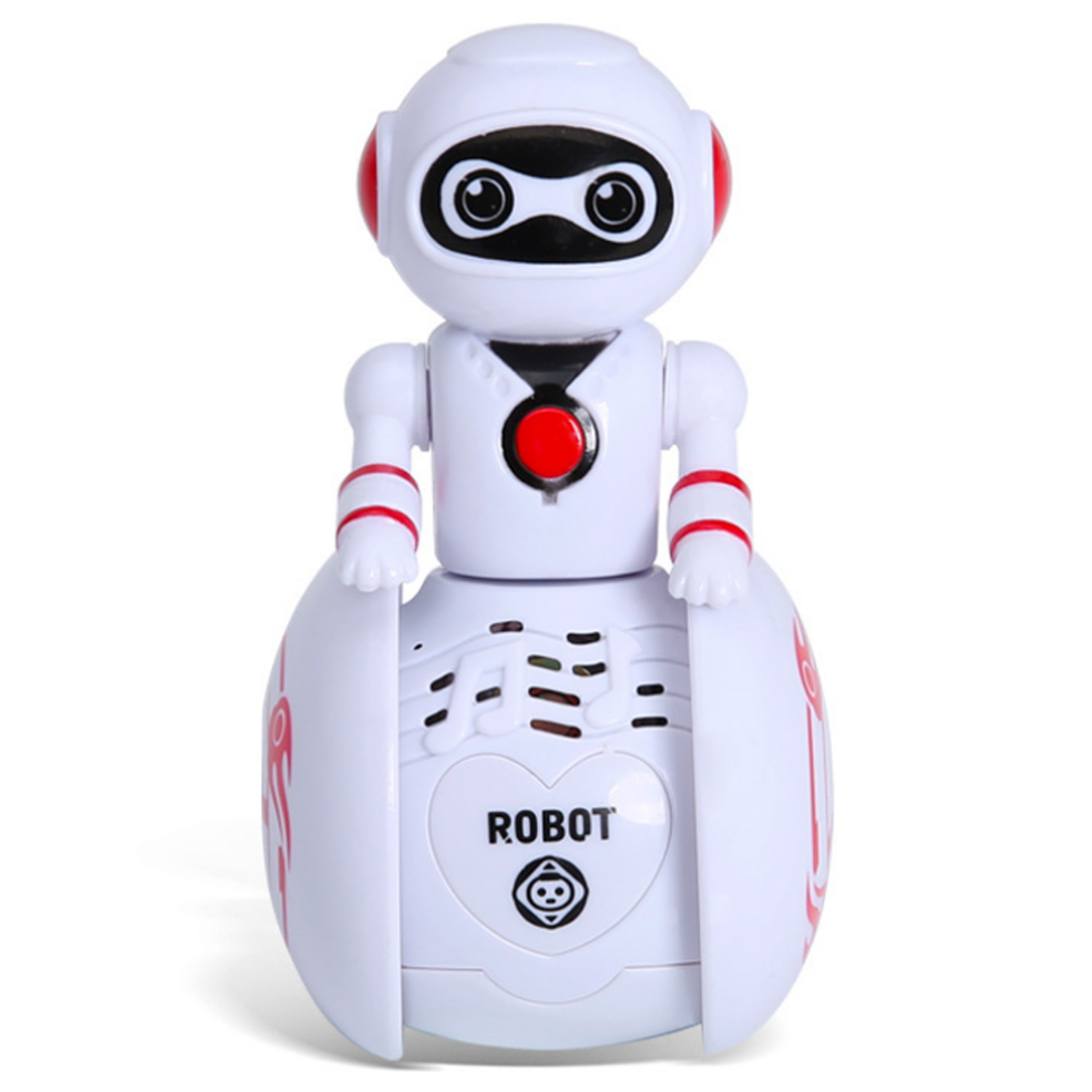 Induction Intelligent Remote Control Robot Children Educational Toys Early Kids Smart Toys With Music Talking Walking Function Consumer Electronics Smart Electronics