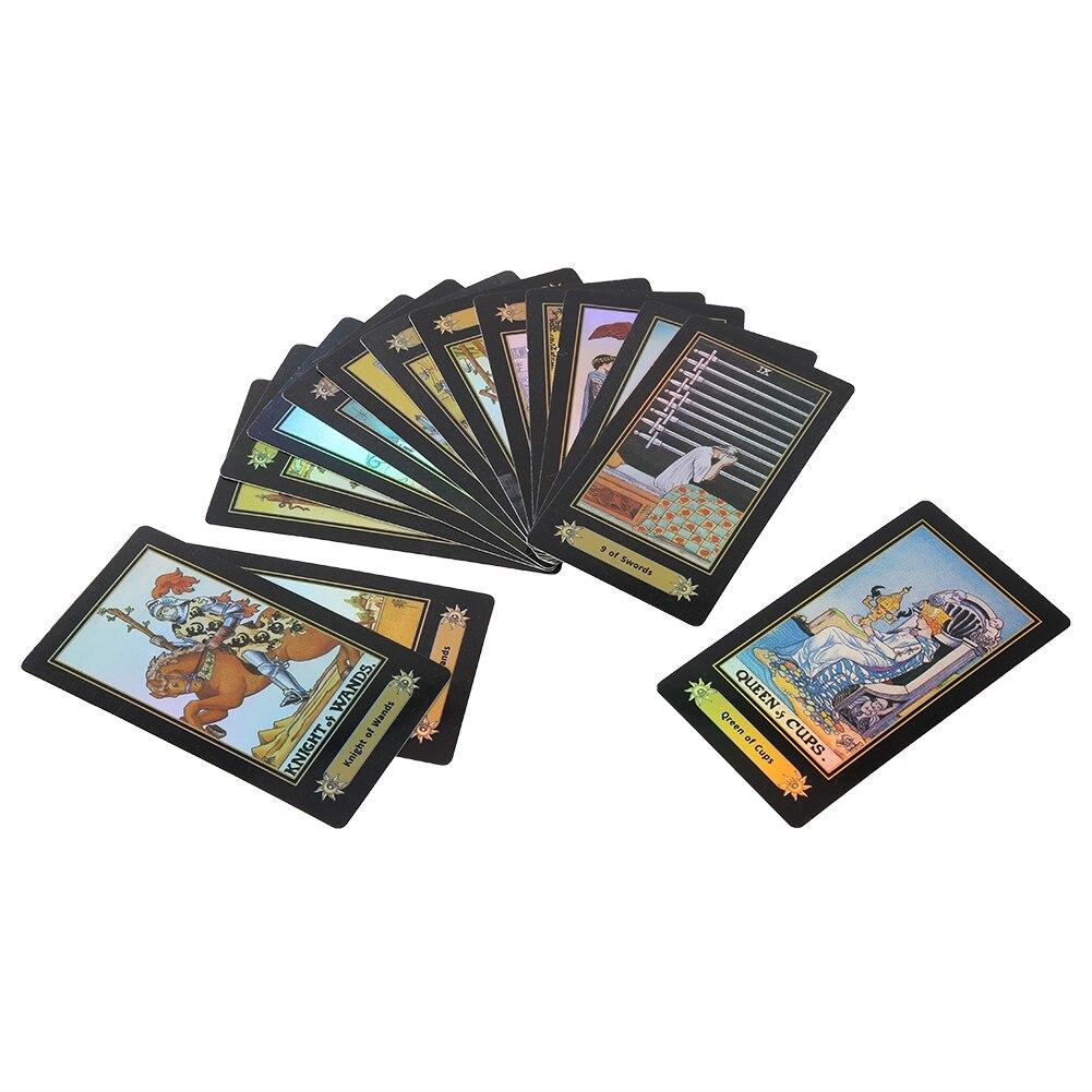 Sammeln & Seltenes 2019 Neue Tarot Deck Karten Lesen Die Mythic Fate Divination Zukunft Fate Anzeige Prognose Für Vermögen Karte Spiele