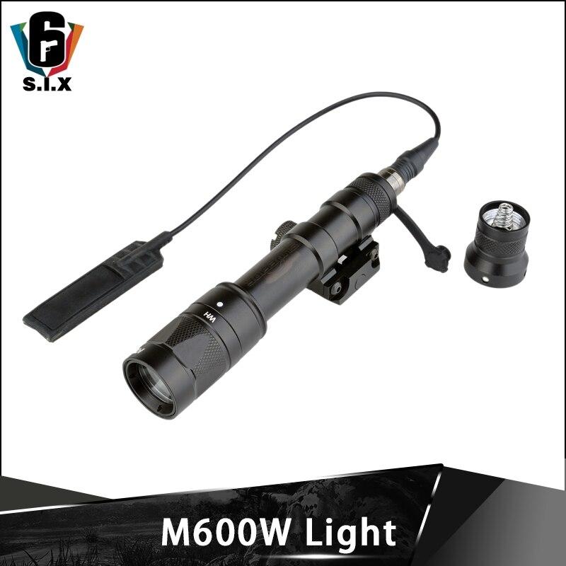 Lampe de poche Element Airsoft en aluminium M600W lampe de poche blanche LED
