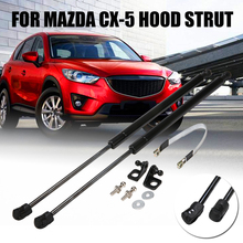 High Quality New Arrival 1 Set Front Hood Engine Cover Strut Hydraulic Rod For Mazda CX-5 CX5 2017 2018